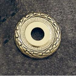 Adorno mirilla de 50mm. sin tapa mod. 1297/2-. Latón